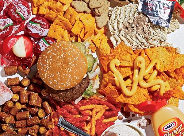 junk food krill oil