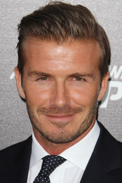david beckham hari loss