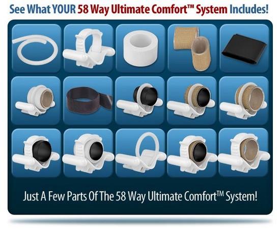 comfortable extender