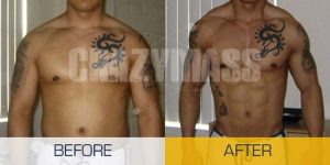 body building steroid results