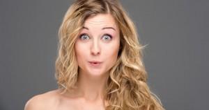 woman surprised of premature ejaculation
