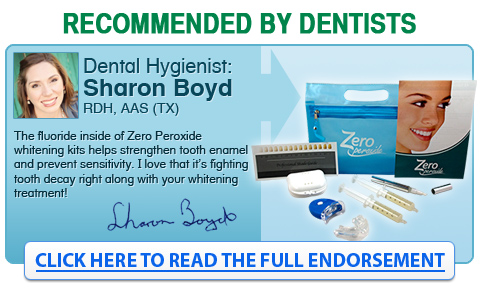 dentist endorsment