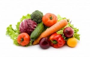 vegetables fruits