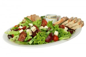 selec your diet to quit smoking
