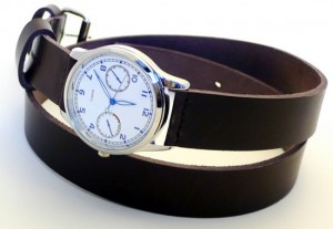 watch and belt