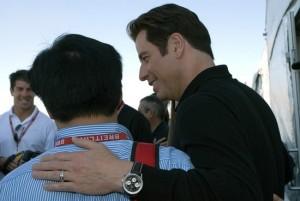 John Travolta – Breitling