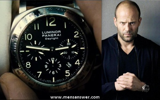 panerai watch jason statham