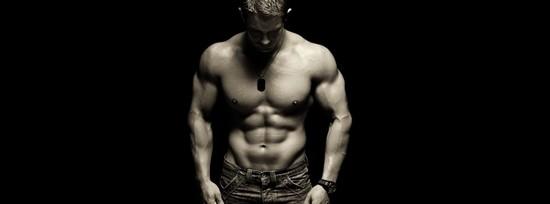 protein - toned torso