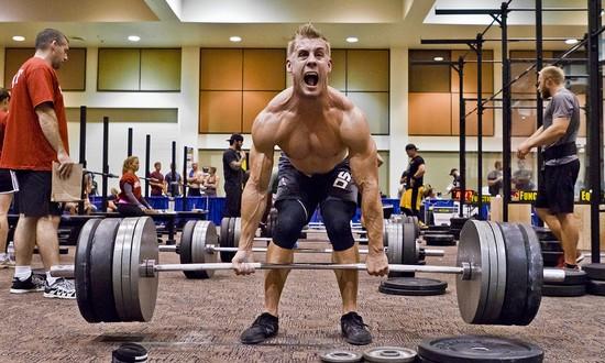 intense trainer