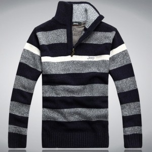 thick pullover
