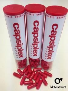 capsiplex sport capsules
