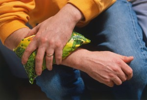 hand joint pain for men