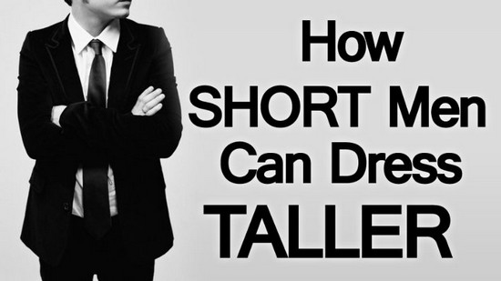 look taller for men