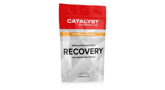 catalyst recovery