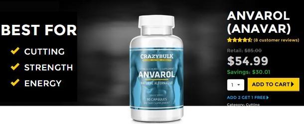 Anvarol – Anavar (Paravar)