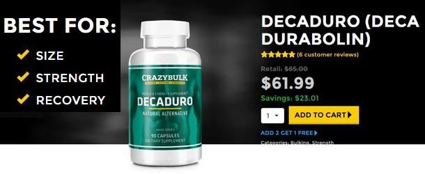 DecaDuro (NANDROLONE Alternative)