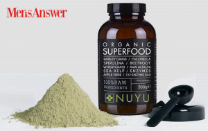 NUYU Organic Superfood By Bauer Nutrition