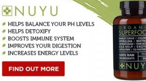 NUYU Organic Superfood