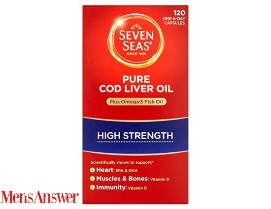 seven seas cod liver oil and omega 3