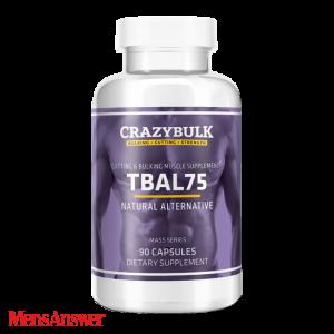 tbal75 crazybulk review