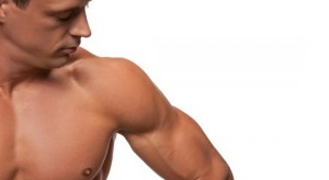 shoulders and chest acne