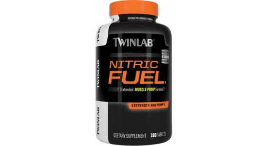 nitric fuel twinlab