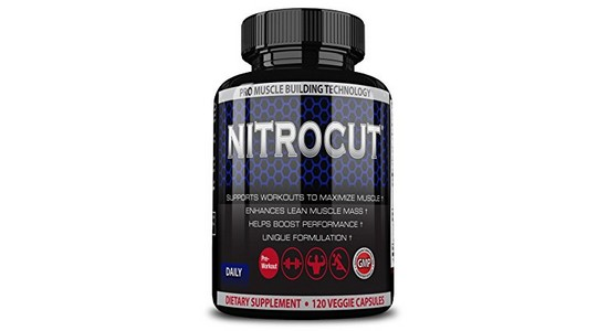 nitrocut nitric oxide supplement