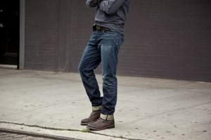 cuffs Selvedge Jeans