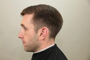 haircut taper