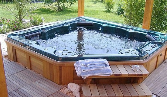 hot tub for contraception