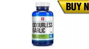 Odorless Garlic by Bauer Nutrition