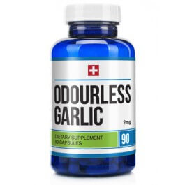 bauer nutrition garlic capsules