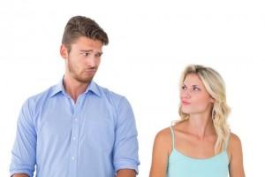 a not so happy couple - quick intercourse