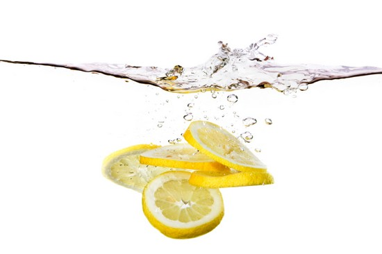 hot water and lemon for weight loss
