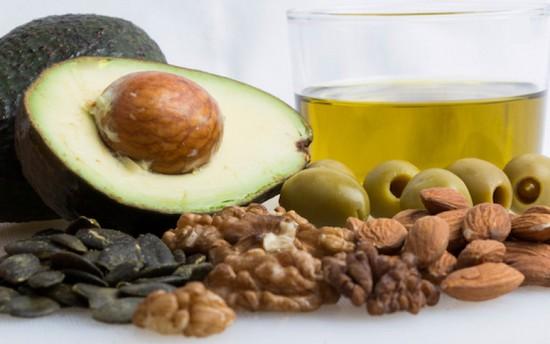 nuts, seeds, olives