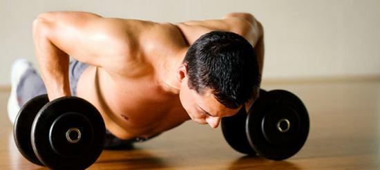 beginner in the gym