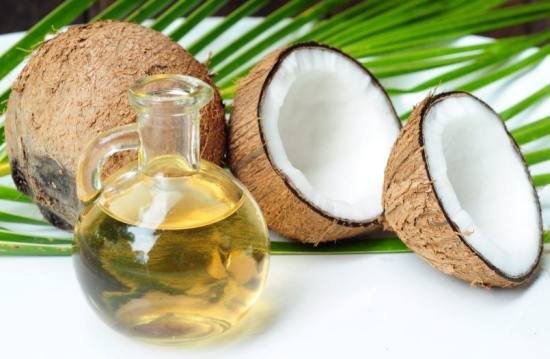 coconut oil is good for your teeth