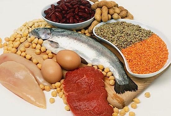 fish chicken nuts dopamine