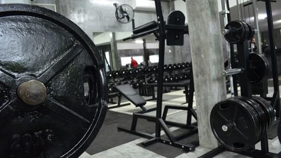 the basics of gym training