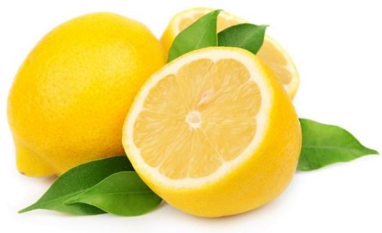 lemons for whiter teeth