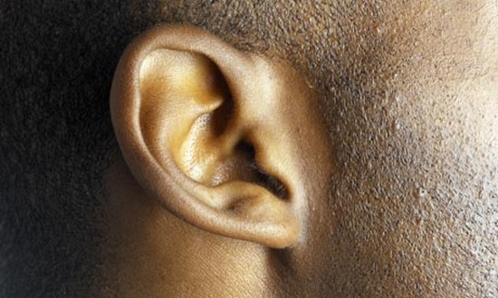 remove hair from your ears