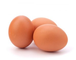 Eggs to grow muscle
