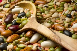 Legumes to grow muscles