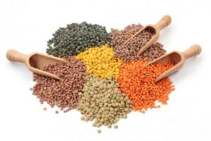 Lentils to grow muscle
