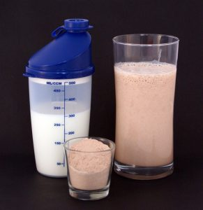 protein shakes to grow muscle
