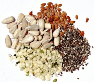 Seeds to grow muscle