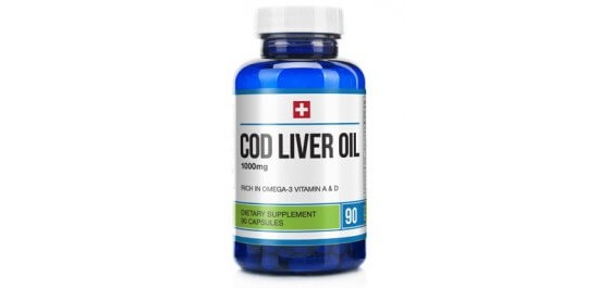 cod liver oil by bauer nutrition