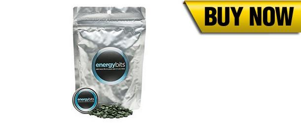 ENERGYbits Algae Supplement