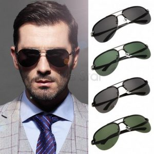 man-oblong-face sunglasses
