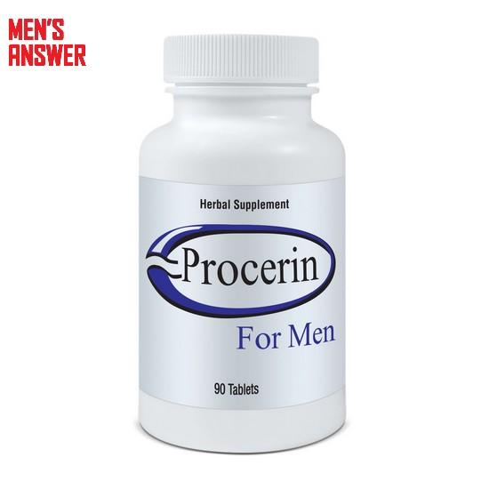 procerin supplement bottle